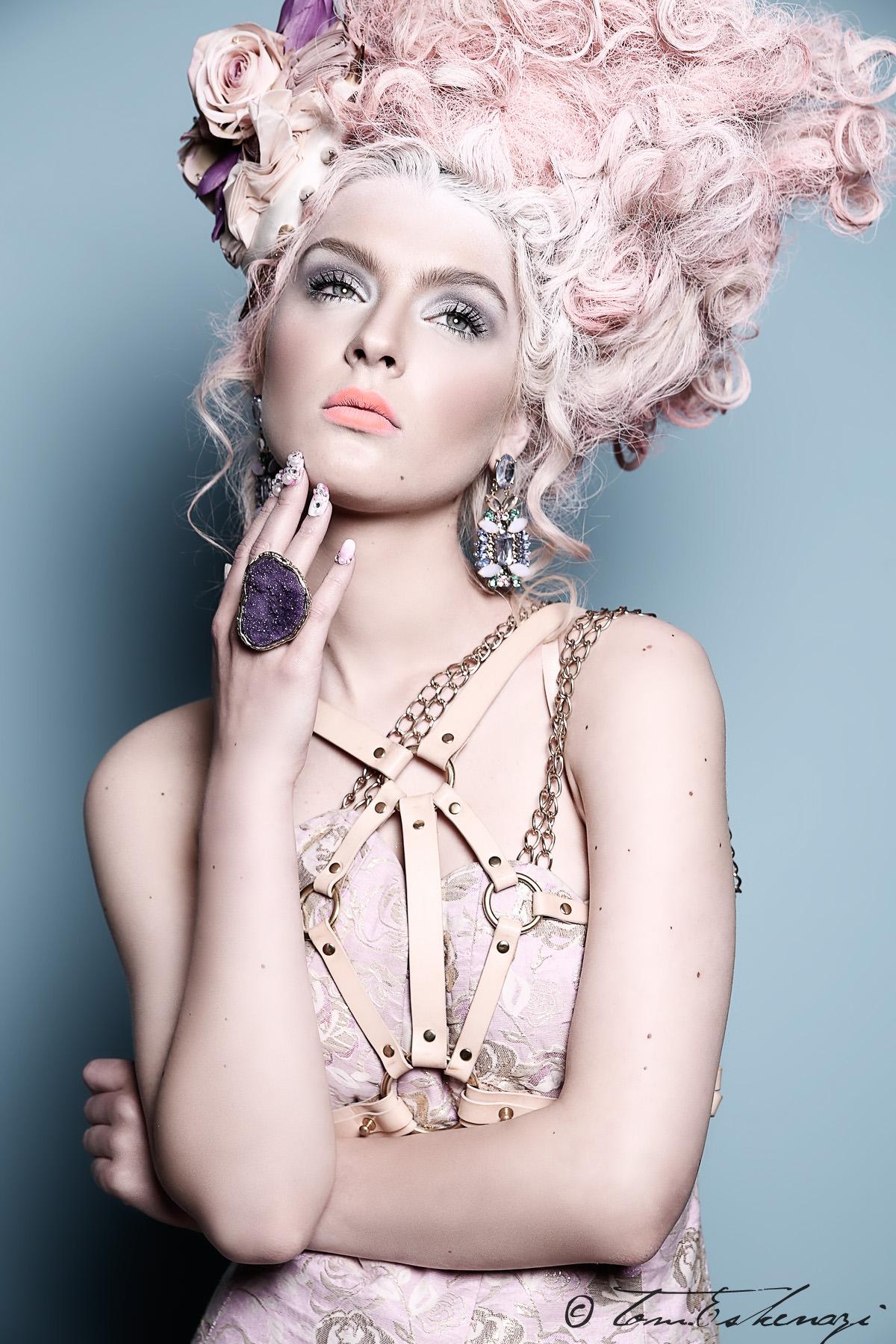 Modern Marie-Antoinette